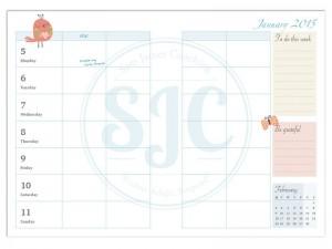 diary-layout
