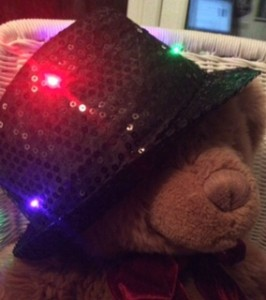 Be Yourself. Wear Your Disco Hat (Sam James Coaching)