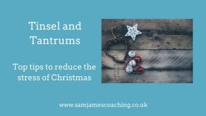 Top tips to reduce the stress of Christmas