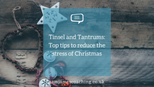 Tinsel & tantrums: Top tips to deal with stress of Christmas