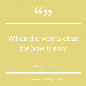 Simon Sinek - When the why is clear