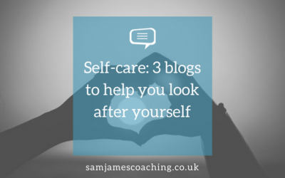Self care: 3 blogs to help you look after yourself