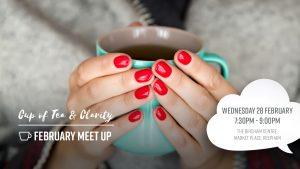 Meet-up for mums Feb 2018
