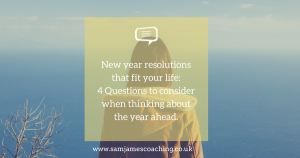 new years resolutions in context of life