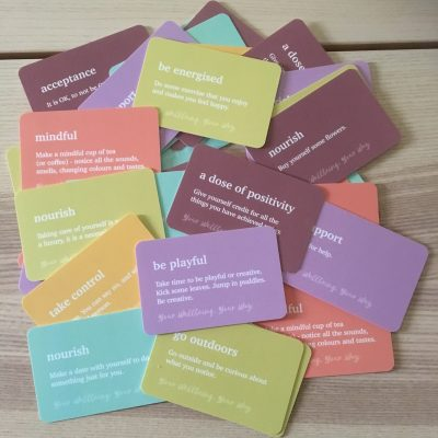 Wellbeing Cards