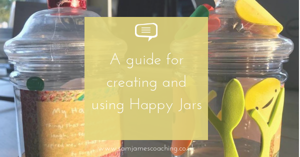 A guide for creating and using happy jars